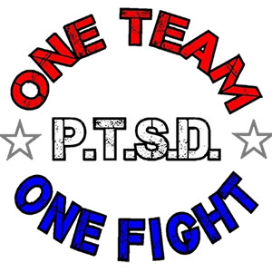 One Team, One Fight, PTSD